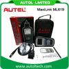 2017 читатель Кодего нового блока развертки Autel Maxilink Ml619 OBD2 автоматический для большинств автомобилей на рынке