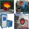 Печь топления индукции частоты средства плавя для медный плавить 120kg