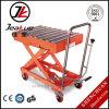 Handaufzug-Tisch des Pedal-300/500kg mit Rolle
