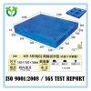 1500X1500 öffnen untere Plattform-stapelbare haltbare Qualitäts-Plastikladeplatte