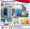 Automatischer Plastikflaschen-Strangpresßling-Schlag-formenmaschine füllt die Glas-Gallonen Maschine durchbrennend ab