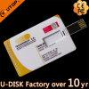 Commande instantanée de stylo d'USB de carte de promotion d'affaires (YT-3101)