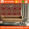 Papier peint classique de décor de type pour la salle de séjour