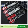 Sale quente Highquality Car Emblem Metal Key Ring com Letter
