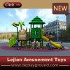 耐久の新しいデザイン子供の屋外の運動場のスライド(X1506-11)