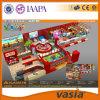 De aangetrokken Commerciële BinnenSpeelplaats van het Ontwerp (VS1-160417-451-15)