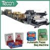 Cadena de producción automática de múltiples funciones de la bolsa de papel del cemento (ZT9804 y HD4913)