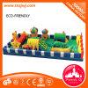 Inflatables Spielzeug-Kind-aufblasbares Plättchen-Prahler-Schloss