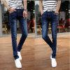 Cotone Pencil Jeans per Young Boy