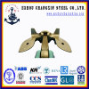 Fabricante del ancla del barco de la Armada del ancla del barco del aparejo