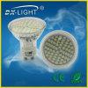 Dx0504 3.5W SMD5050 340lm Glass LED Spotlight met GU10/E14/E27