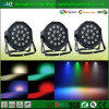 Eerste Rate Lighting Sufficient 100%Durable18PCS RGB LED PAR Light