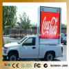 Panneau-réclame de publicité mobile polychrome extérieur de l'étalage DEL de P10 SMD
