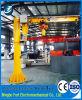 El almacén de la certificación de la ISO gira 360 grados de 1 tonelada de grúa de horca eléctrica