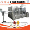 Máquina de rellenar del jugo automático 1500-25000bph