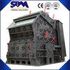 Trituradora de impacto del agregado del modelo nuevo de Sbm, machacando las máquinas