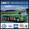 Carro del cargo de Sinotruk HOWO 6X4 para el transporte del cargo a granel