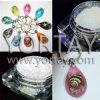 Pigmento blanco de la perla de la chispa para el brillo de la decoración de Keychain