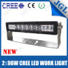 4X4 LED Work Lamp Car Driving Light Bar 크리 말 LED 48W