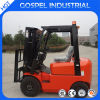 Mini 1.5 toneladas do tipo Diesel Forklift manual Cpcd15