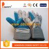 Los guantes partidos de la vaca Best Suited para los trabajos rugosos resistentes Dlc327