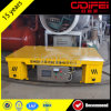 Kpx certificado CE coche plano del carril de 10 toneladas