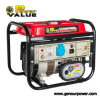WS Single Phase 650W Gasoline Electric Starter Ruedas Inverter Generator 220V