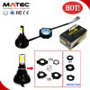 OEM Factory 4300k LED 4/PCS COB LEDs Custom Motorcycle Headlight