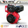 9HP 1500rpm Rode Kleur van de Dieselmotor (HR186FS)
