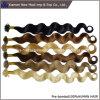 Extensão pre ligada humana brasileira do cabelo do cabelo