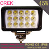 Square automobilistico LED Work Light per Jeep 4X4 Truck