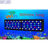 El panel Full Spectrum Dimmable 330W LED Aquarium Light para Reef