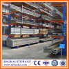 Industrial Warehouse Cantilever Racking for Irregular Goods Storage