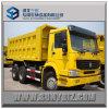 Ручной привод 6*4 Tipper Truck HOWO 6X4 370HP Dump Truck Left