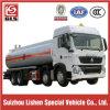 8X4 HOWOの石油タンカーのトラック26000L