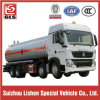 тележка 26000L нефтяного танкера 8X4 HOWO