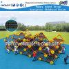 Het beklimmen van Netto Apparatuur HF-18802 van de Speelplaats van de Jonge geitjes van de Structuur van het Spel