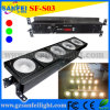 5 têtes 30W 3in1 RVB DEL Matrix Blinder Effect Light