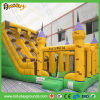 熱い! ! ! ! 最近Bouncy Castle、Kids GameのためのDIGITAL Painting Inflatable Bouncer Slide