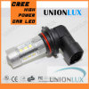 80W indicatore luminoso popolare di alto potere della lampadina della nebbia del CREE LED