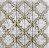 Mattonelle di mosaico di pietra di marmo