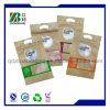 Bolso impreso aduana del empaquetado plástico de la categoría alimenticia