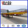 Tri-Asse brandnew della Cina 40 piedi del contenitore di rimorchio del camion