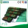 Qualität P16 Halb-Im Freien Doppel-Farben LED Meldung-Zeichen