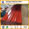 PPGI /Prepainted Galvanized Corrugated Steel Sheet para Roofing