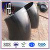 Autógena de tope del acero de carbón A234/A105 codo largo del radio de 45 grados con el mejor precio