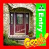 艶をかけられたExterior Hardwood Door (木のドア)