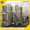 ステンレス鋼ビールビール醸造所装置5つのBblの醸造システム
