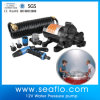 Marine Wash를 위한 Washdowm Pump Kit Seaflo 12V 70psi Pressure Water Pump