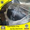ASME B16.11 ASTM A105 60度の炭素鋼の肘